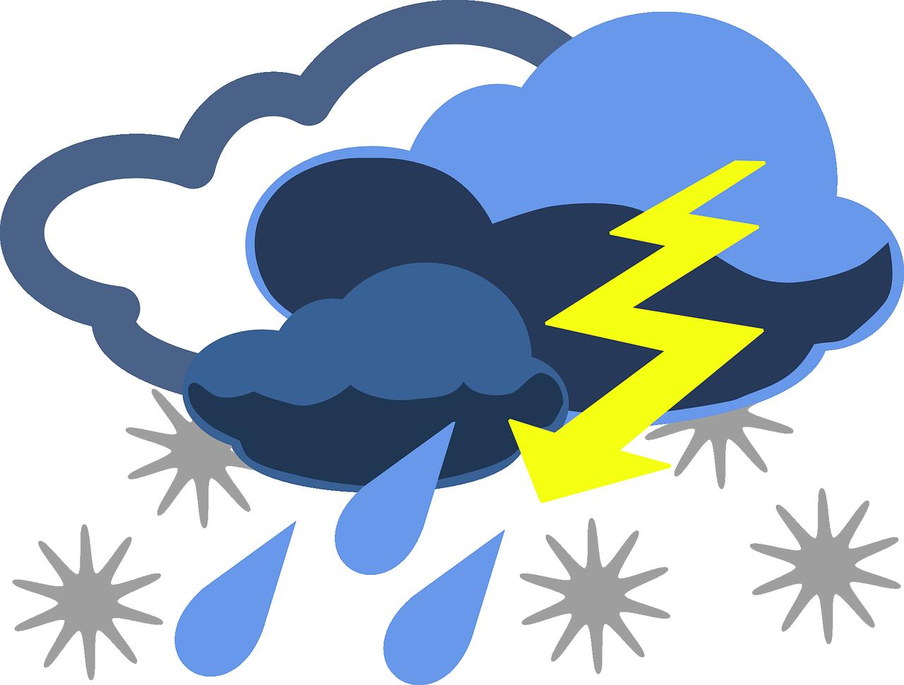 ❗️ UWAGA ❗️ Prognozuje się miejscami wystąpienie słabych opadów 🌧marznącego deszczu lub mżawki powodujących gołoledź. ➡️Województwo dolnośląskie powiat złotoryjski Ważność od godz. 10:00 dnia 22.01.2020 do godz. 16:00 dnia 22.01.2020